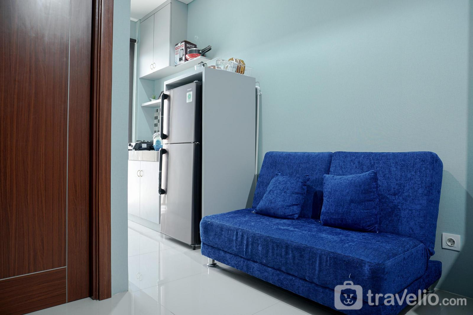 Vittoria Residence - Fully Furnished 1BR Apartment at Vittoria Residence By Travelio