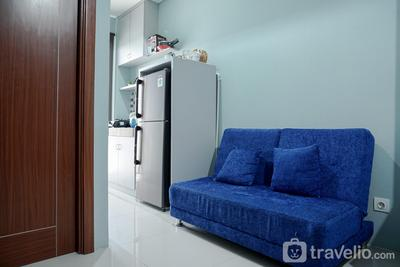 Fully Furnished 1BR Apartment at Vittoria Residence By Travelio