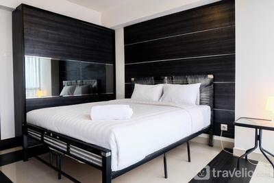 1BR Apartment with Sofa Bed at The H Residence By Travelio