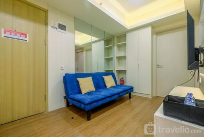 New Furnished and Enjoy 2BR at Meikarta Apartment By Travelio