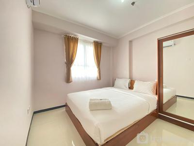 Simply Homey 2BR Apartment at Gateway Pasteur By Travelio