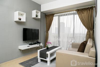 Spacious and Comfortable 2BR Puri Garden Apartment By Travelio
