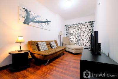 2BR Graha Cempaka Apartment near ITC Cempaka Mas By Travelio