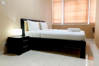 2BR Apartment Ambassador 2 near to ITC Kuningan By Travelio