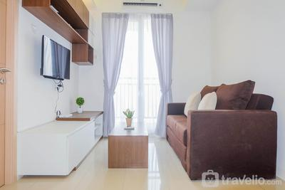 Best Deal 3BR Bassura Apartment By Travelio