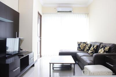 Deluxe & Cozy 4BR Galeri Ciumbuleuit Apartment By Travelio