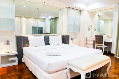 Best Spacious 3BR Park Royale Apartment By Travelio