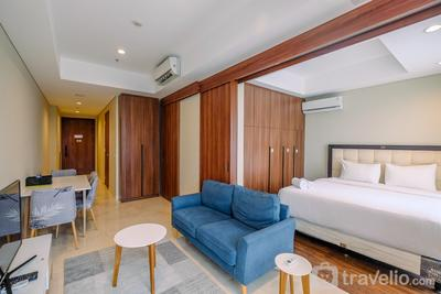 Comfy and Cozy Stay 1BR at Branz Simatupang Apartment By Travelio