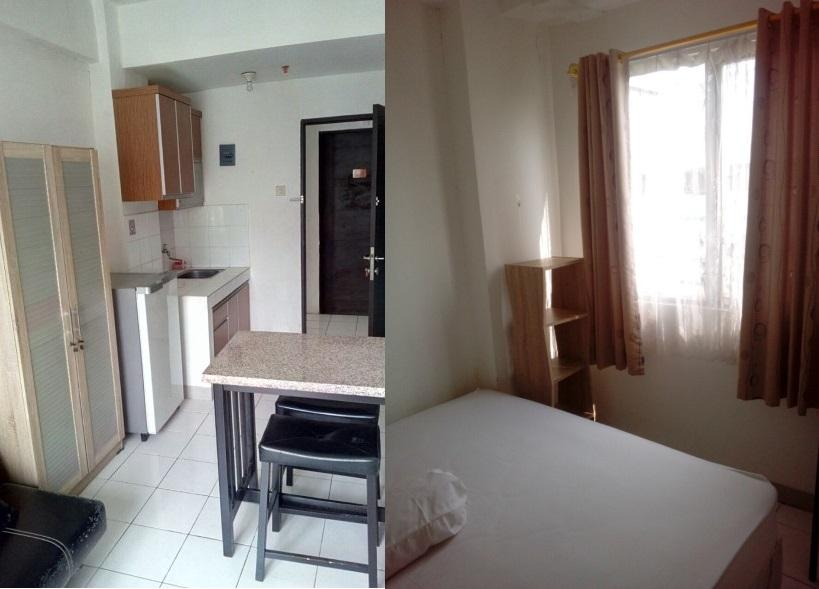 Sky View Apartment - 2 BR With Pool View 17 @ Apartement Sky View By Property Link