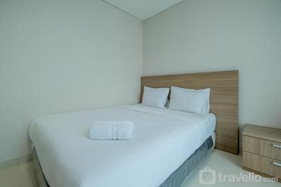Modern Brooklyn Studio Apartment near IKEA Alam Sutera By Travelio