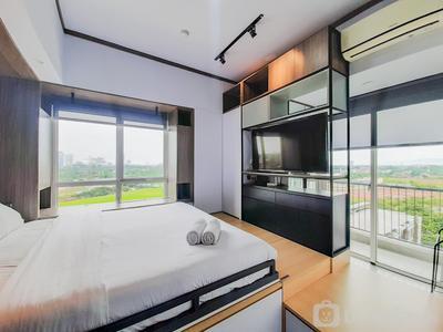 Premium Relaxing Studio Casa de Parco Apartment By Travelio
