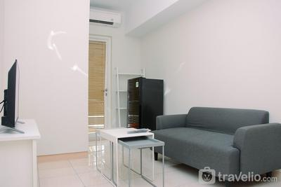 New Furnished @ 2BR Springlake Apartment By Travelio