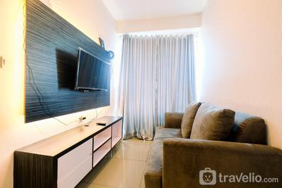 New Furnished 2BR at Grand Kamala Lagoon Apartment By Travelio