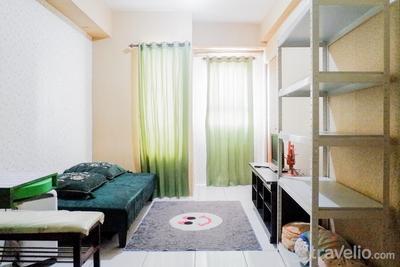 Best Value 2BR Apartment at Puncak Permai Apartment By Travelio