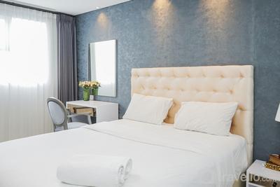 Best Elegance Studio Room Bintaro Icon Apartment By Travelio