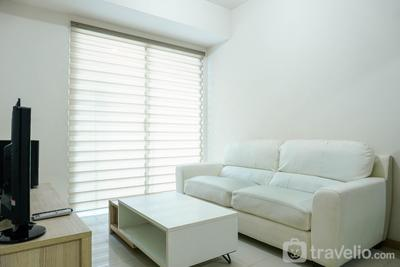 Strategic and Exclusive Stay 1BR @ Casa Grande Apartment By Travelio