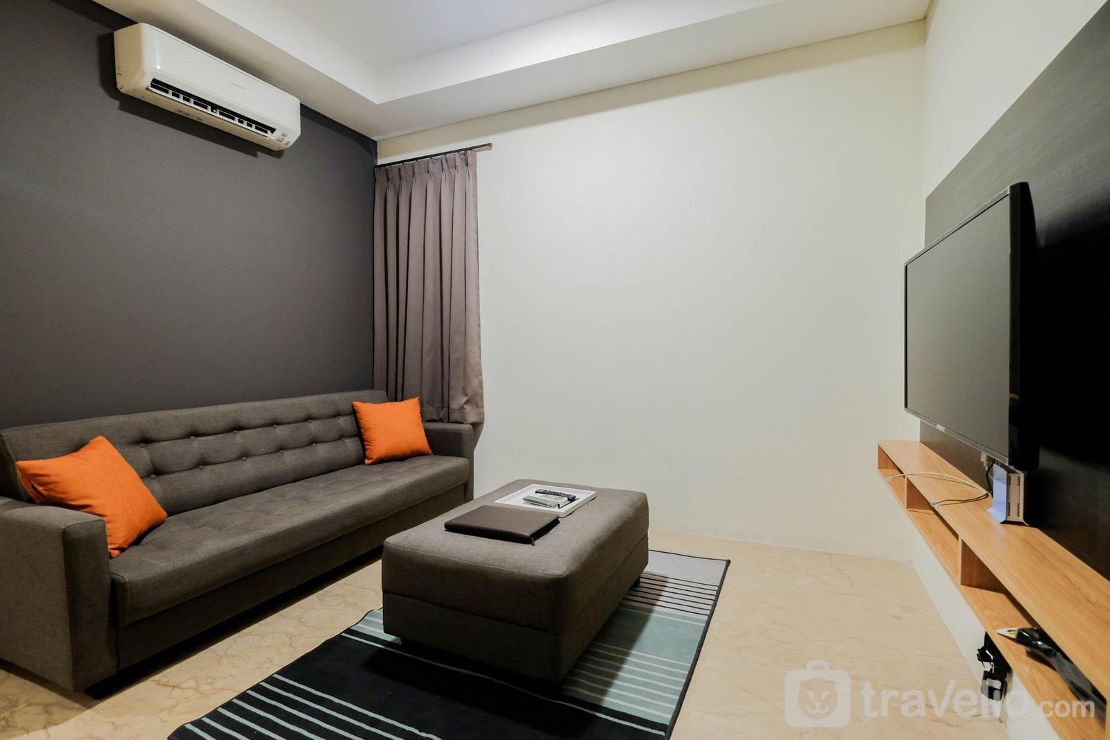 Lavenue Apartemen Pancoran - 1BR Pancoran L'Avenue Comfy Apartment By Travelio