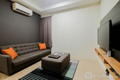 1BR Pancoran L'Avenue Comfy Apartment By Travelio