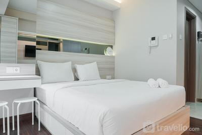 Simply Good Studio Puri Orchard Apartment By Travelio