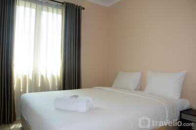 Simple and Comfortable 2BR at City Home MOI Apartment By Travelio