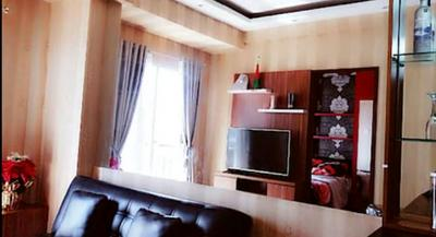 Homey 2 Bedroom Puri Parkview Apartment