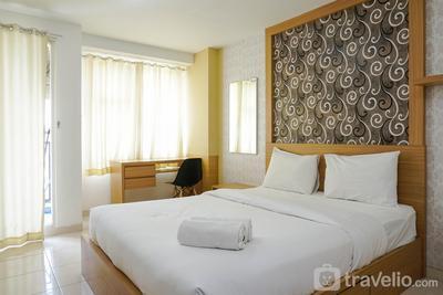 Cozy and Comfy Studio Margonda Residence 3 Apartment By Travelio