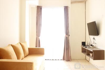 Spacious 2BR Tamansari Panoramic Apartment By Travelio