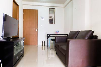2BR The Oak Gading Icon Apartement Near To Kelapa Gading By Travelio