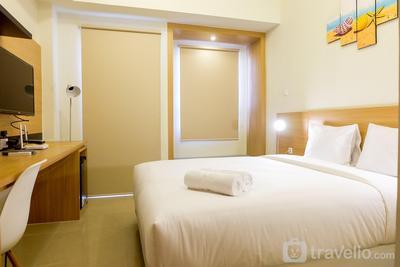 Comfy Studio Mustika Golf Apartment By Travelio