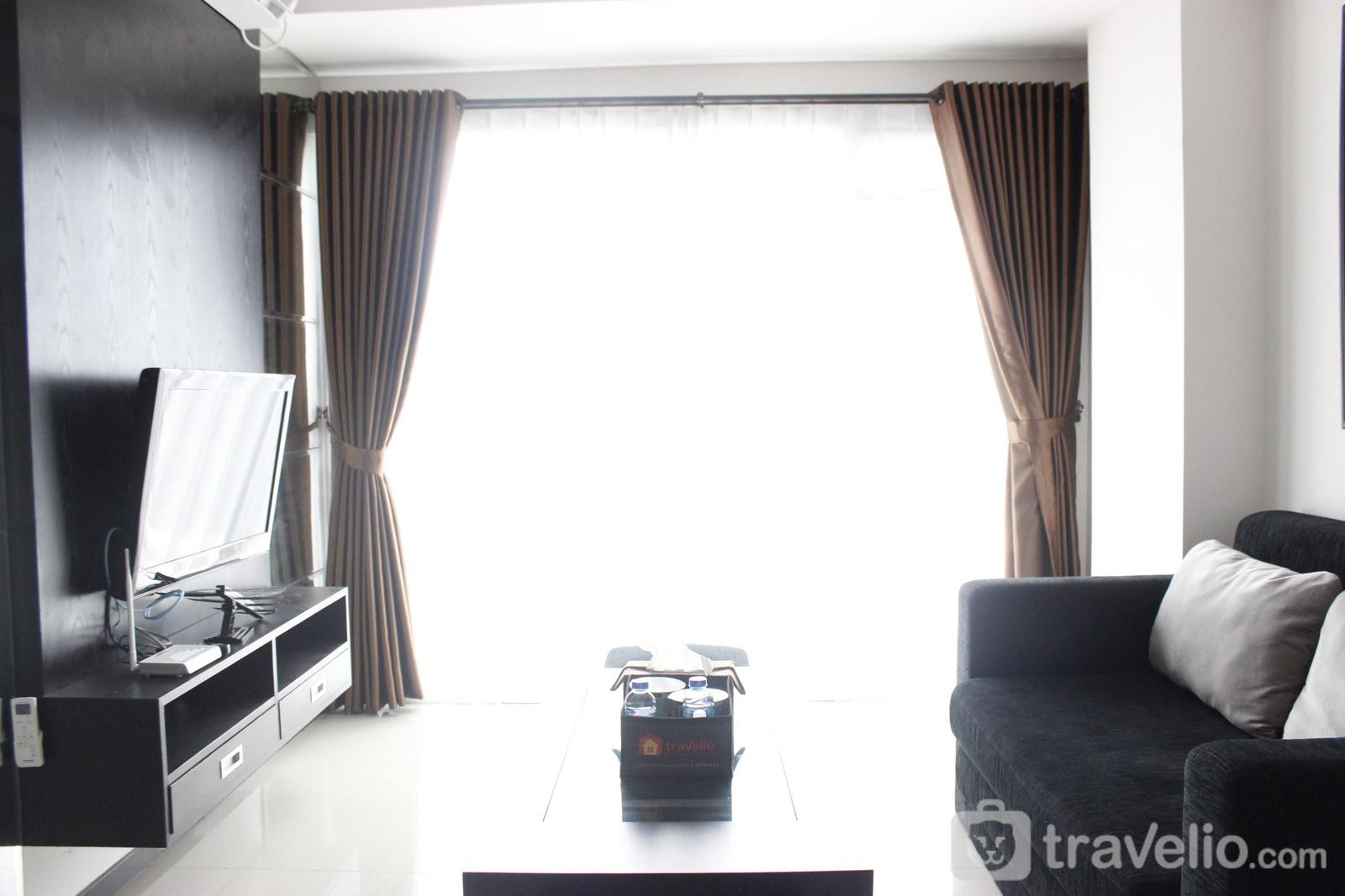 Gateway Pasteur Apartment - Comfortable & Gorgeous 2BR at Gateway Pasteur Apartment By Travelio