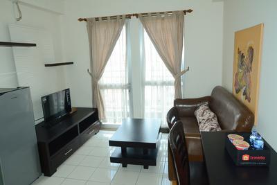 1BR Apartment Taman Semanan Cengkareng Great Value By Travelio