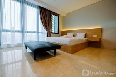 Spacious Studio Room at Capitol Suites Apartment By Travelio