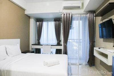 Nice Furnished Studio Apartment @ Grand Dhika City By Travelio