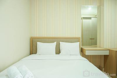 Tranquil and Well Appointed Studio Apartment at Menteng Park By Travelio