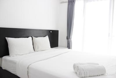 Stylish Studio Room Grand Asia Afrika Apartment By Travelio