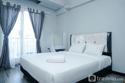 Cozy Studio Apartment at Puri Park View By Travelio