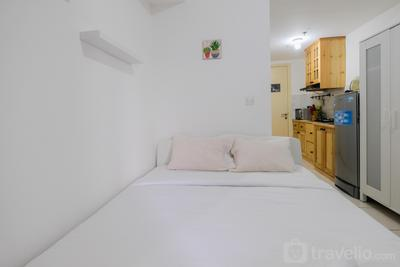 Studio Apartment at M-Town Residence near Summarecon Mall Serpong By Travelio