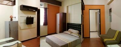 3 Bedroom @ The Suite Metro Apartment By Suryadi