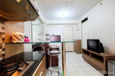 Comfy 2BR Apartment @ Gading Nias Residence By Travelio