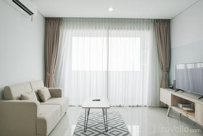 Comfortable and High Floor 1BR Paddington Heights Apartment By Travelio