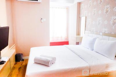 Modern Furnished Studio Room Cinere Bellevue Suites Apartment By Travelio