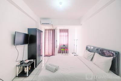 Beautiful Studio at Gunung Putri Square Apartment By Travelio