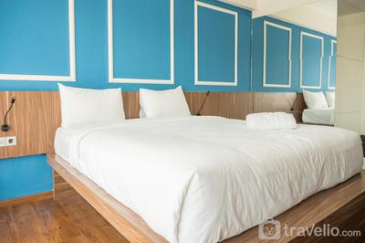 Spacious Studio Room near Cihampelas Walk at Galeri Ciumbuleuit 3 Apartment By Travelio
