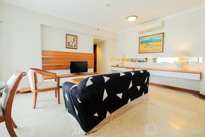 Clean and Tidy 2BR at Puri Casablanca Apartment By Travelio