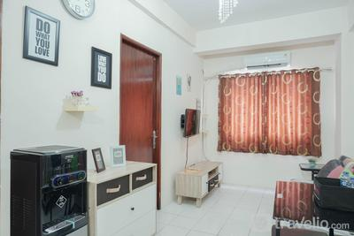 Nice and Homey 2BR City Park Apartment By Travelio
