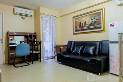 Strategic 2BR at Bassura City Apartment near Shopping Mall By Travelio