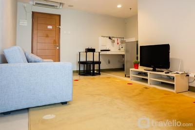 Comfy 2BR Gading Greenhill Pegangsaan Apartment By Travelio