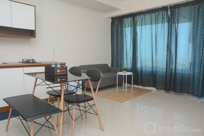 Brand New and Cozy Living Stay 2BR @ Grand Kamala Lagoon By Travelio