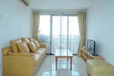 Awesome 3BR In Puri Garden Apartment Near Lippo Mall Puri By Travelio