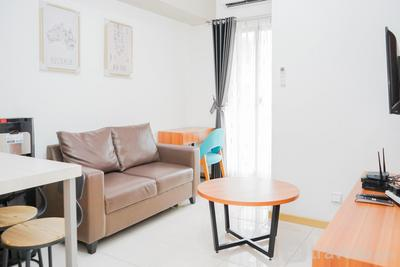 Great Choice 2BR Apartment at M-Town Residence By Travelio